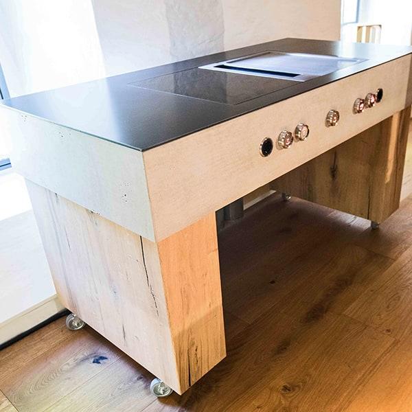 Küchenmöbel der Tischlerei Pickelein